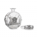 Highland Cow Decanter
